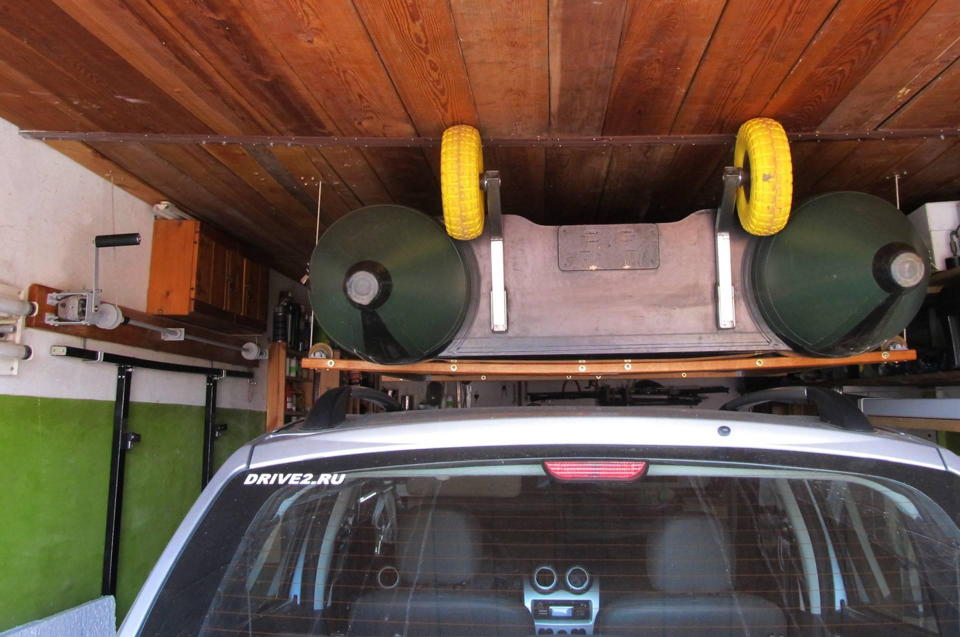 Хранение лодочного мотора зимой: в холодном гараже, где и как правильно хранить
