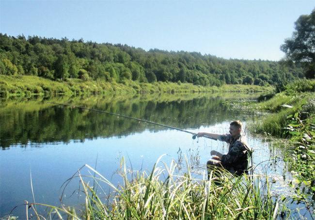 15 лучших рыболовных мест ленинградской области