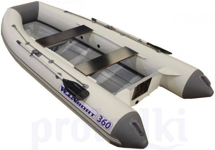 Лодка windboat