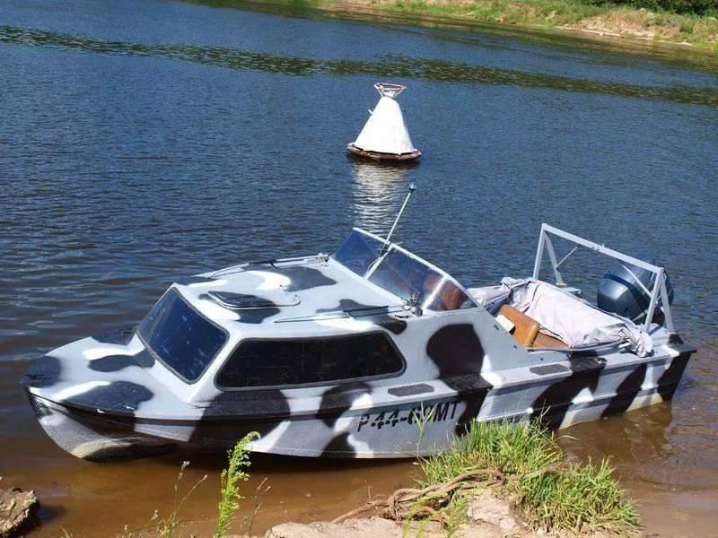 """Обзор моторного катера """"амур""""   пароходофф: обзоры водной техники и сопутствующих услуг"""