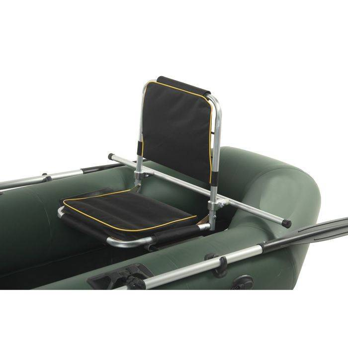 Кресло в лодку пвх своими руками: как сделать катание на лодке наиболее комфортным?