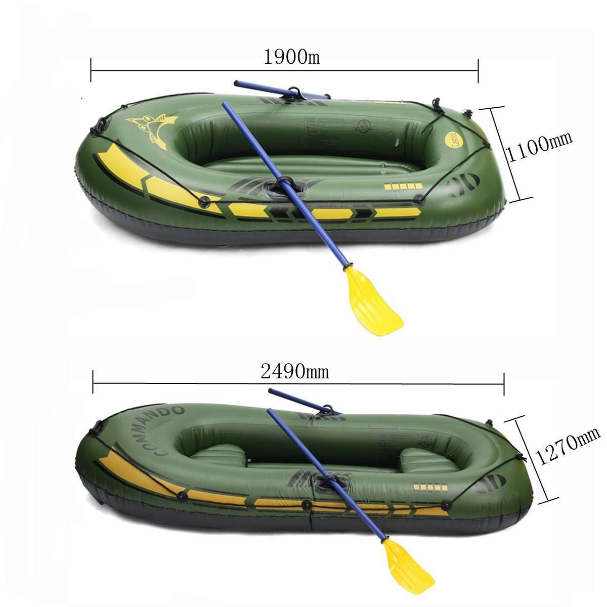 Топ-10 лучших лодок для рыбалки