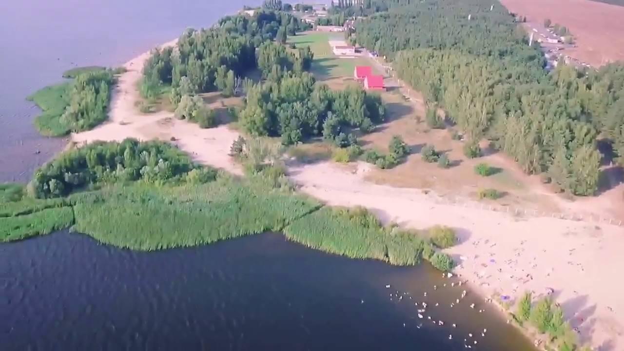 Старооскольское водохранилище - вики