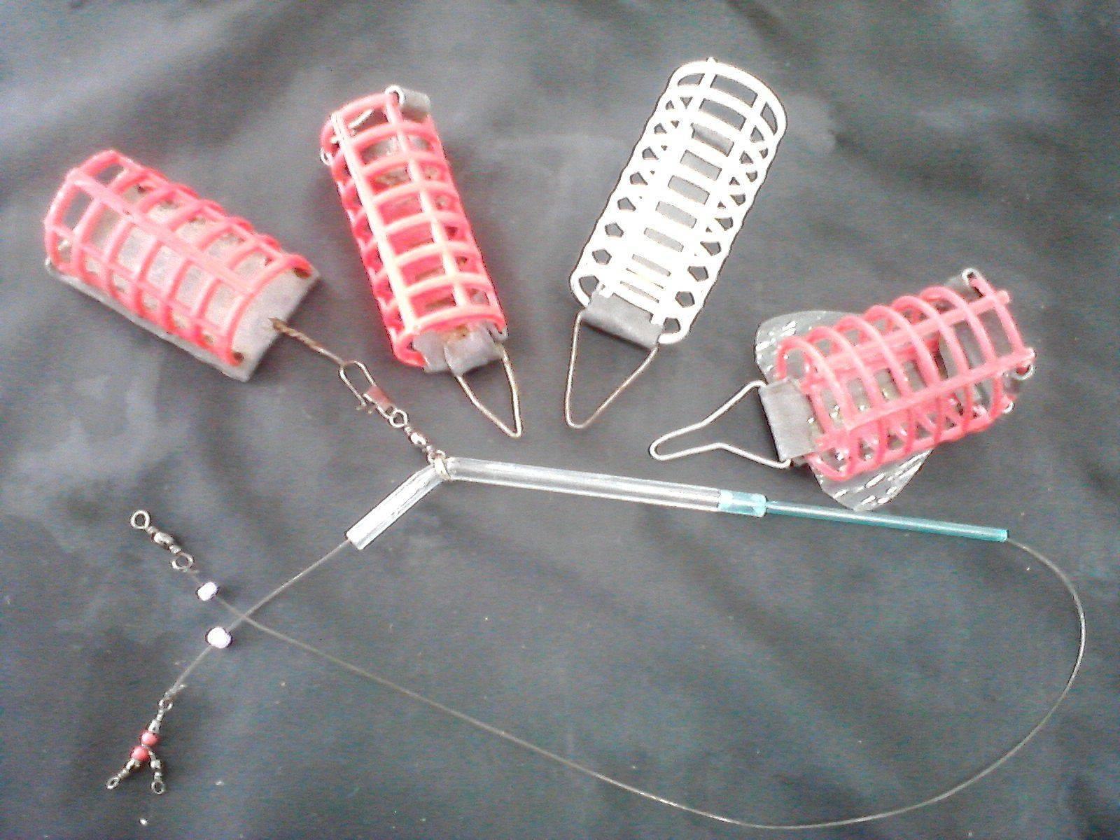 Фидерные кормушки своими руками: как самому сделать самодельную кормушку для фидера для сильного течения из пластиковой бутылки, фидерная кормушка пуля и леман