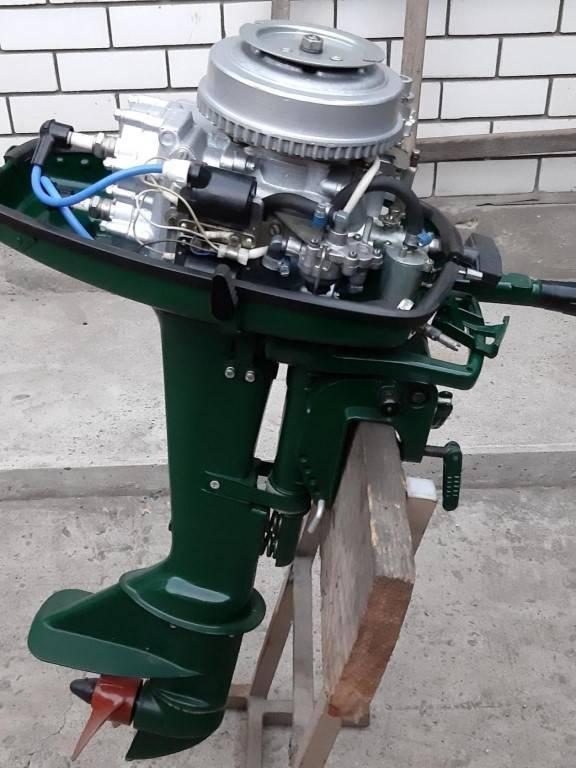 Лодочный мотор ветерок 8м отзывы, характеристики, цена, недостатки