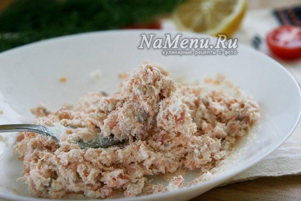 Рийет из лосося – кулинарный рецепт