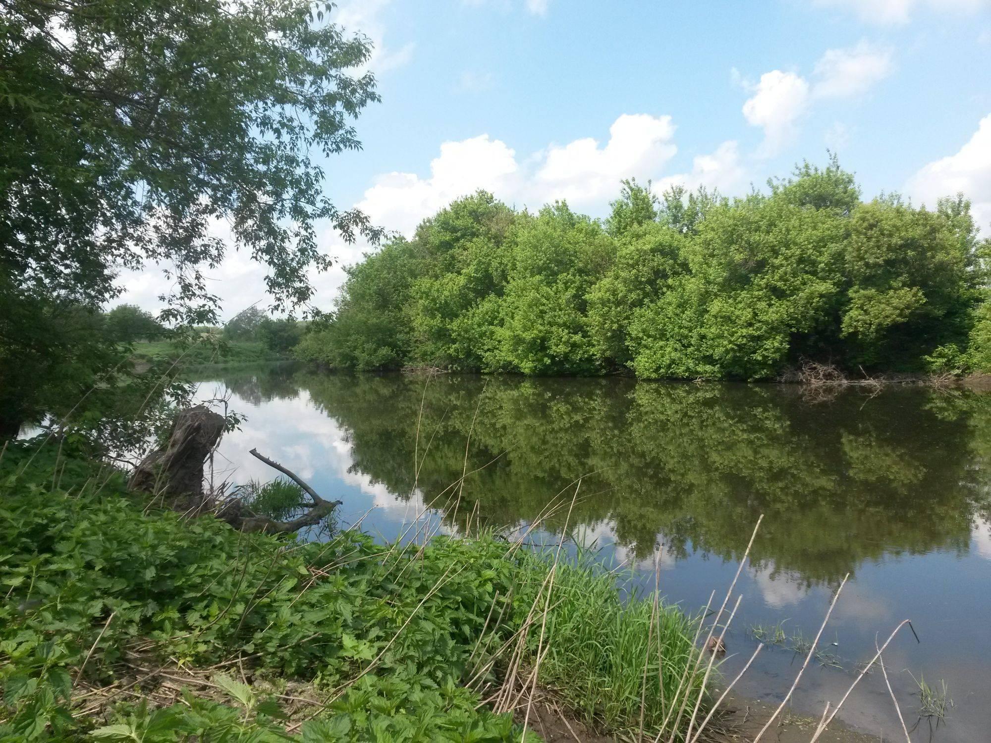 Річка упа: опис, особливості, пам'ятки та цікаві факти