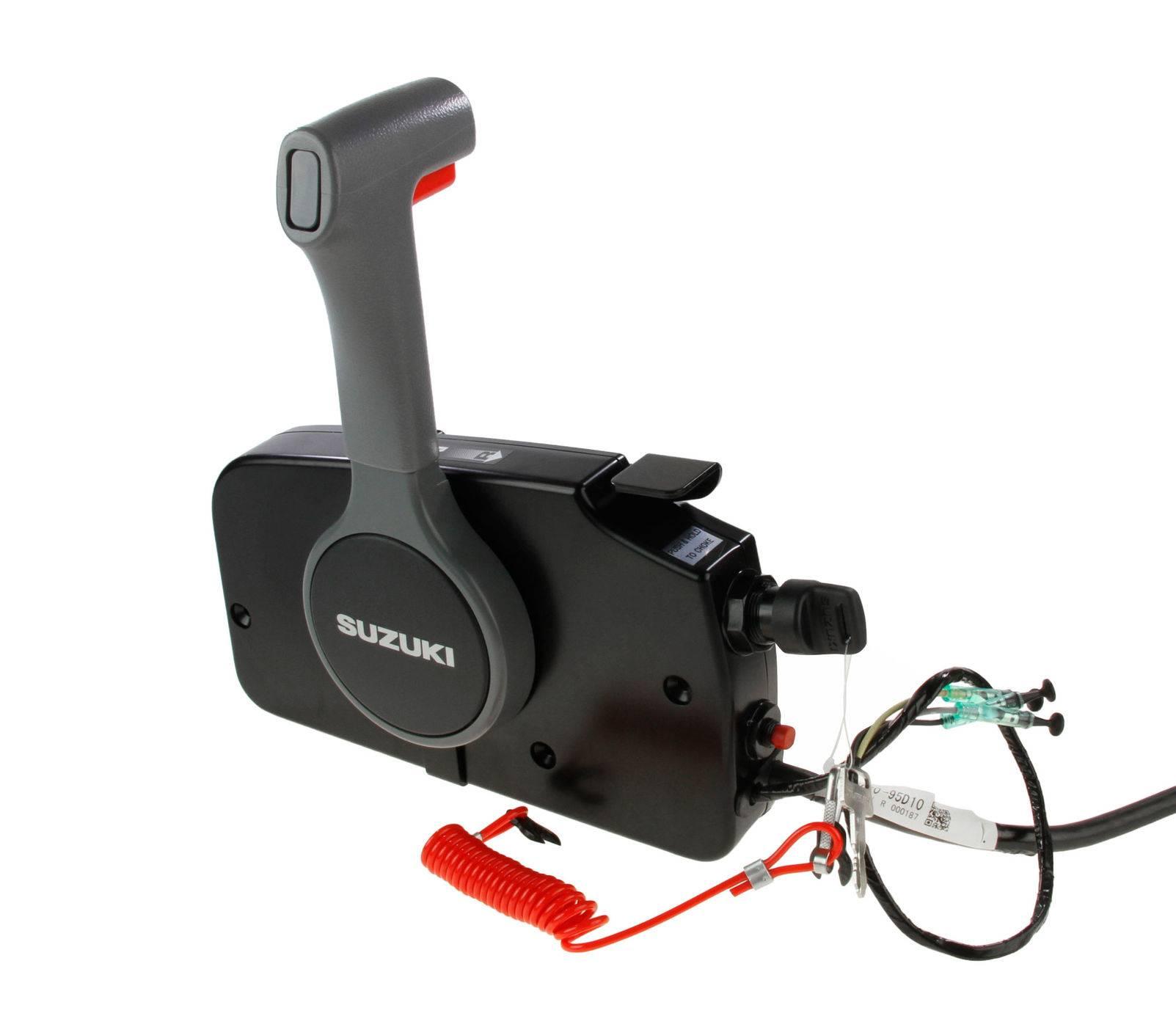 Дистанционное управление лодочным мотором: как управлять двигателем