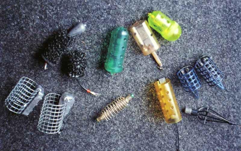 Изготовление самодельных кормушек для рыбалки