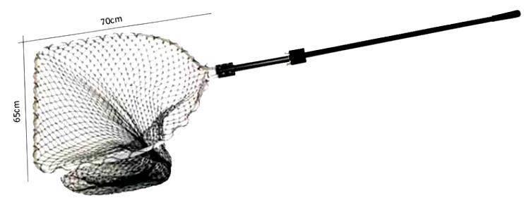 Подсак, для чего он нужен, как выбрать подсачек для рыбалки, виды и фото
