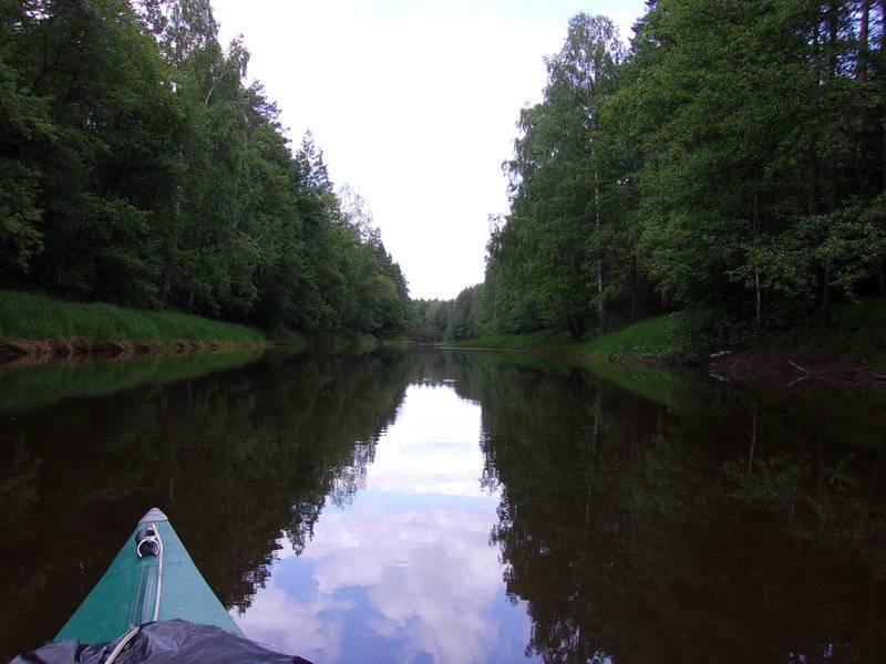 Река пра в рязанской области