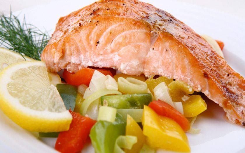 Лосось в мультиварке и сливочный соус к красной рыбе   сало — сила!