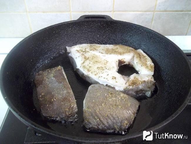 Стейки и филе зубатки в духовке: 7 диетических рецептов