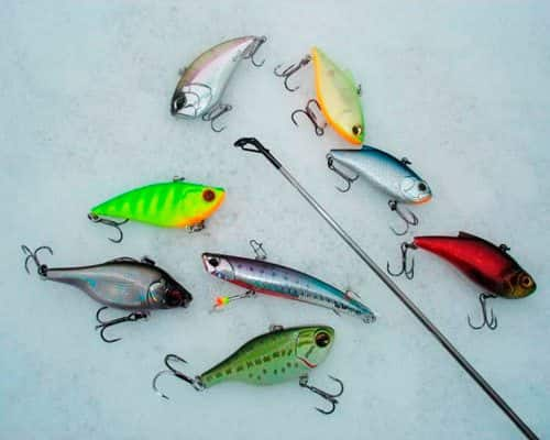 Раттлины для подледной рыбалки на судака: топ-5
