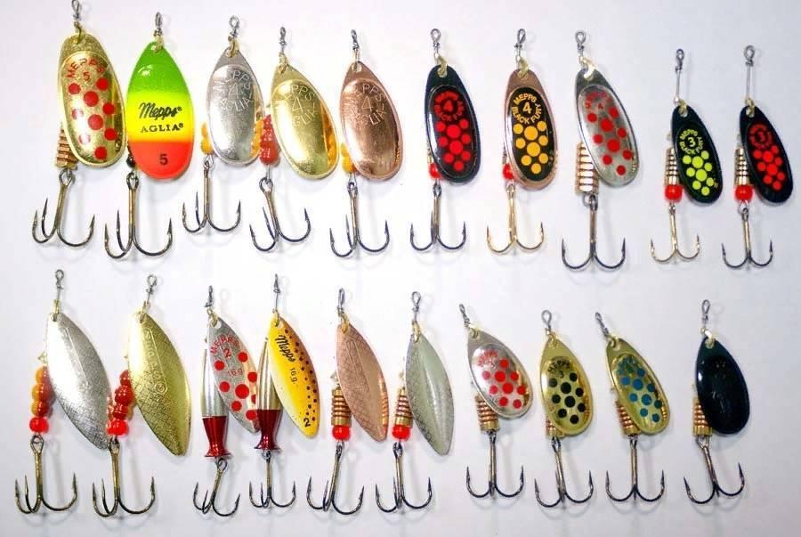 Блесны на щуку — выбираем лучшие вертушки и колебалки для ловли спиннингом