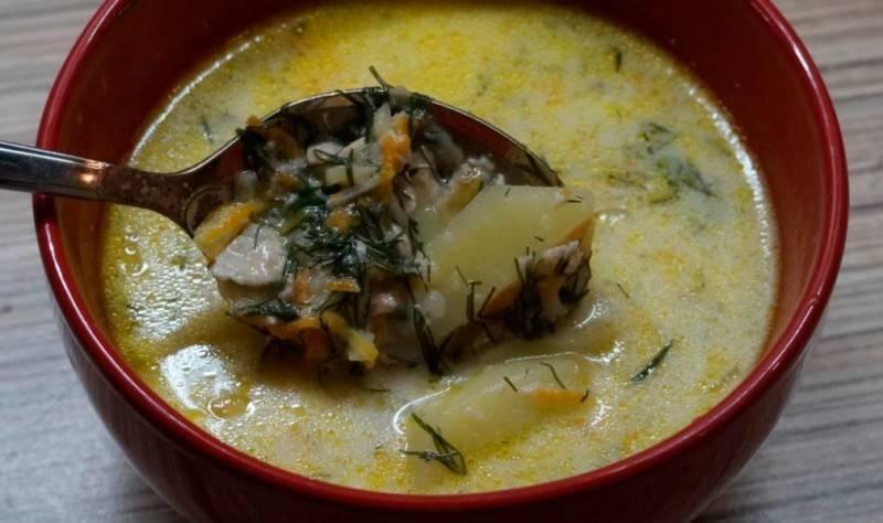 Уха из горбуши, головы и хвоста: рецепты с фото, калорийность