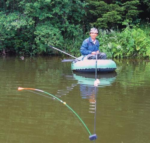 Боковой кивок для летней рыбалки: изготовление и ловля