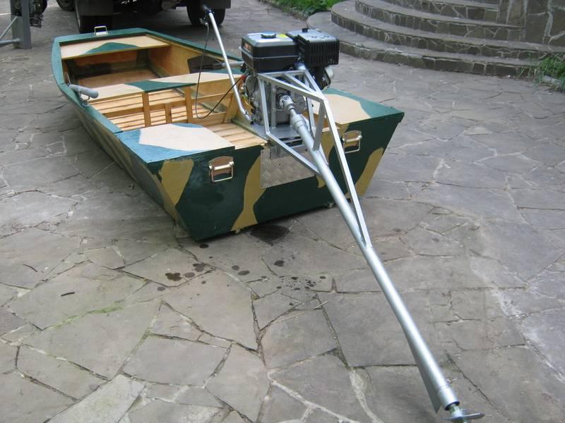 Обзор водометных лодок пвх - статьи о рыбалке