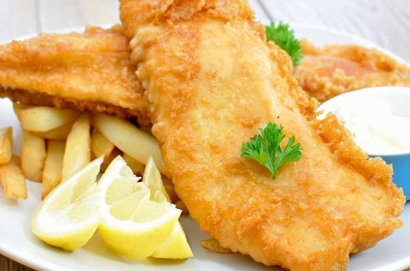 6 рецептов кляра для рыбы: секреты приготовления кляра