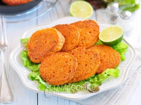 Котлеты из карпа — рыбные рецепты