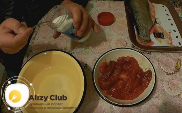 Маринованный карась – кулинарный рецепт