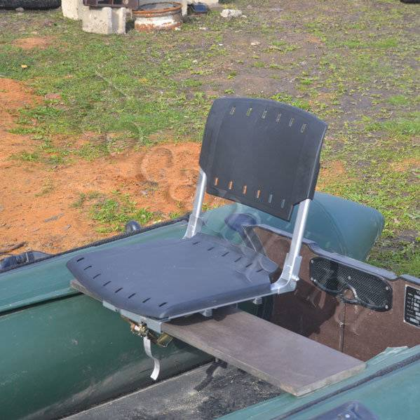 Надувное кресло в лодку пвх: какое купить, как выбрать