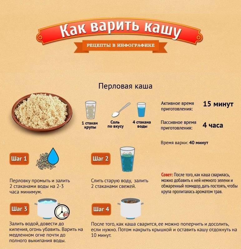 Перловая каша (44 рецепта с фото) - рецепты с фотографиями на поварёнок.ру