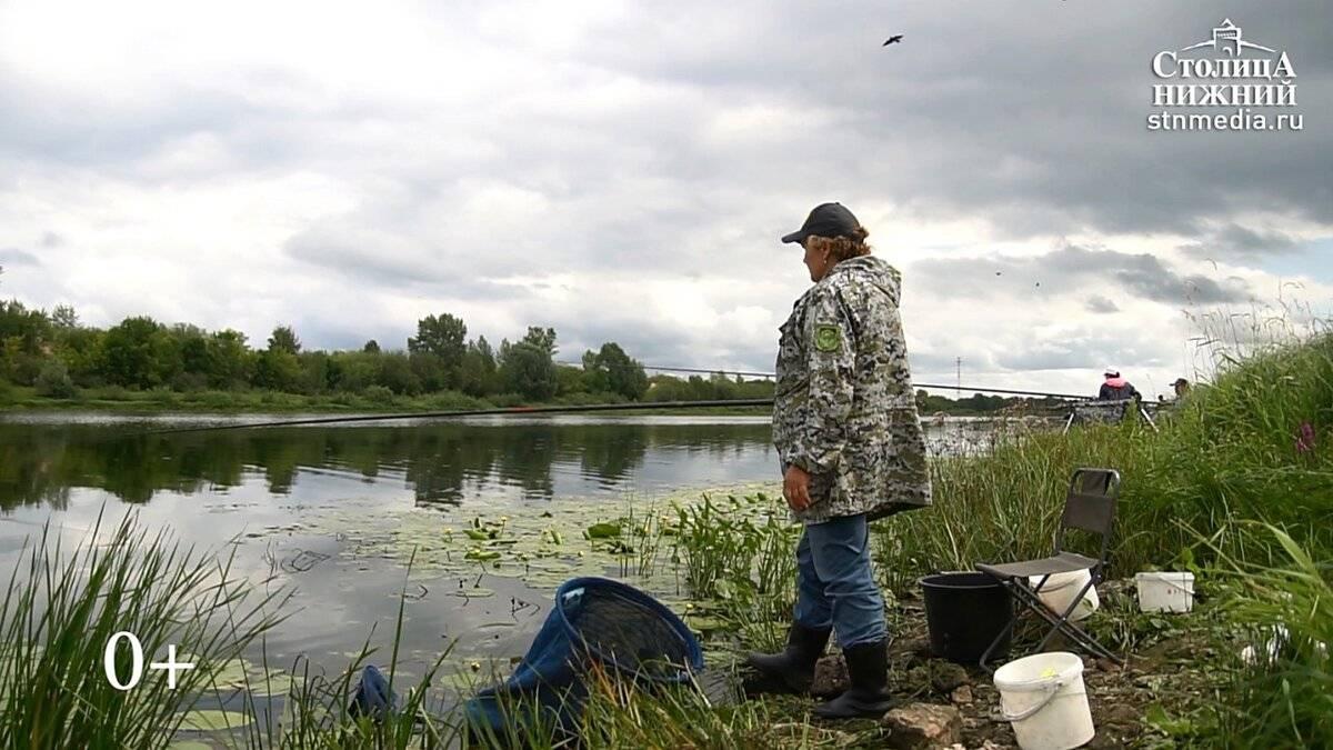 Рыбалка в нижнем новгороде и нижегородской области