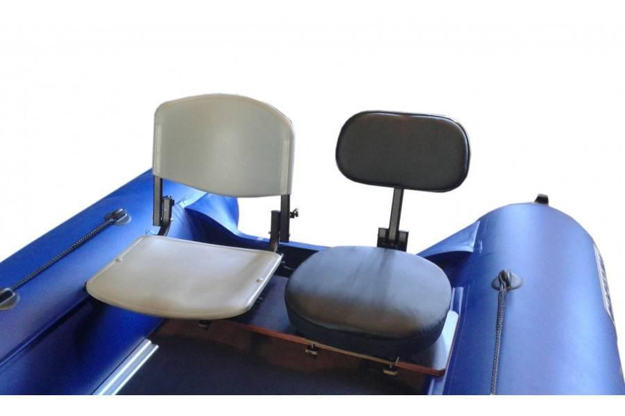 Кресло в лодку пвх своими руками, чертеж, материалы, сборка, установка