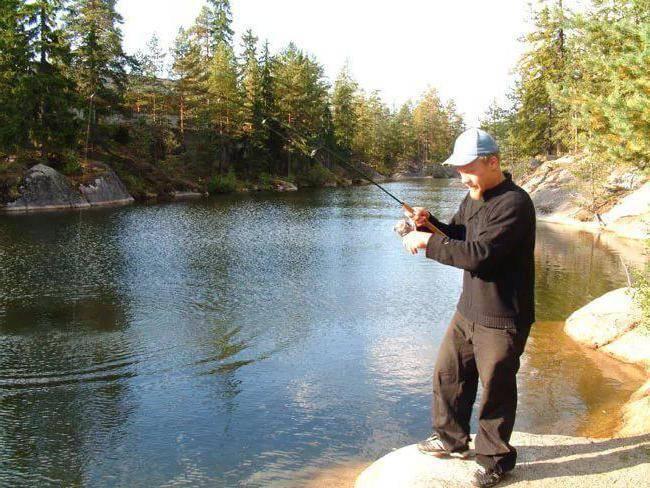 Рыбалка в мытищинском районе (г.о. мытищи)