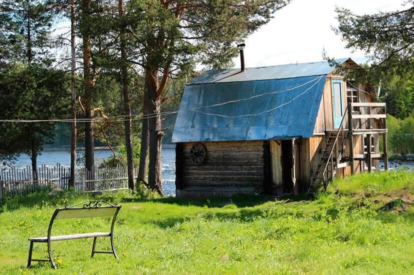 Diphoto › Блог › Водлозеро. Жизнь на заброшенных островах Карелии.