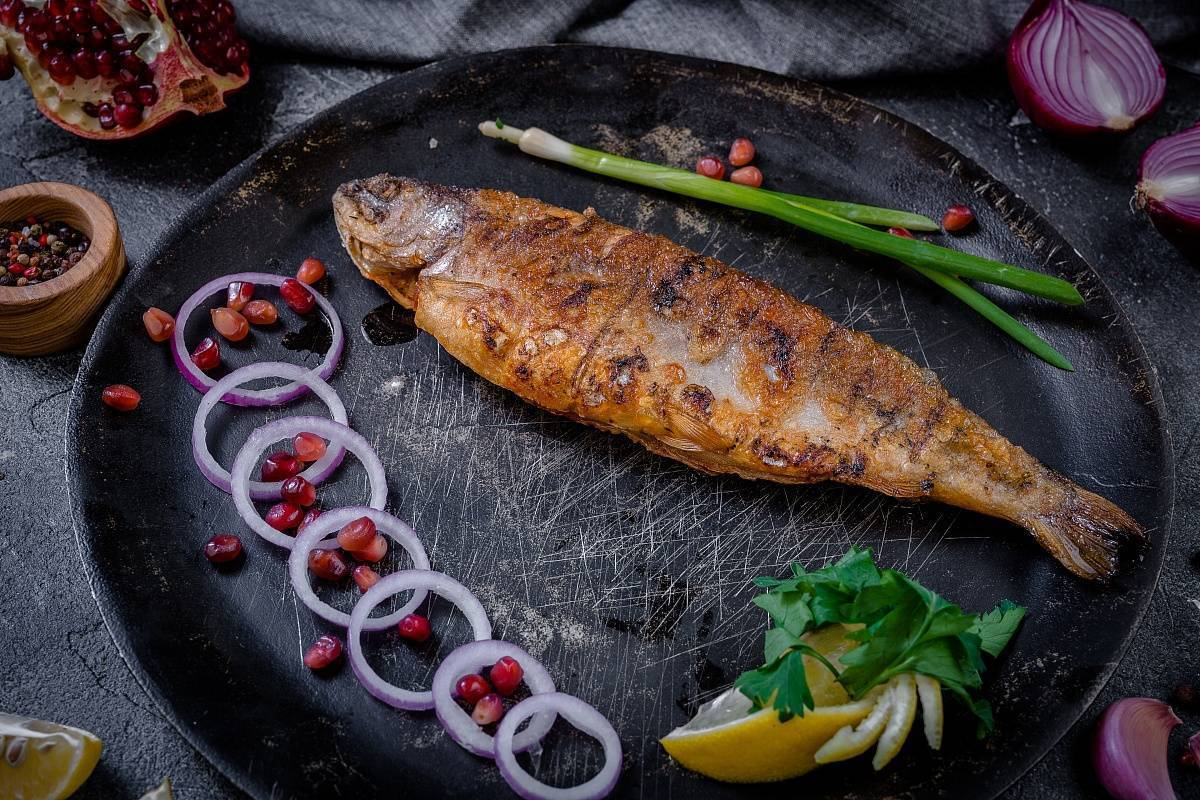 Шашлык из семги: рецепты маринадов, как приготовить на решетке на мангале или костре
