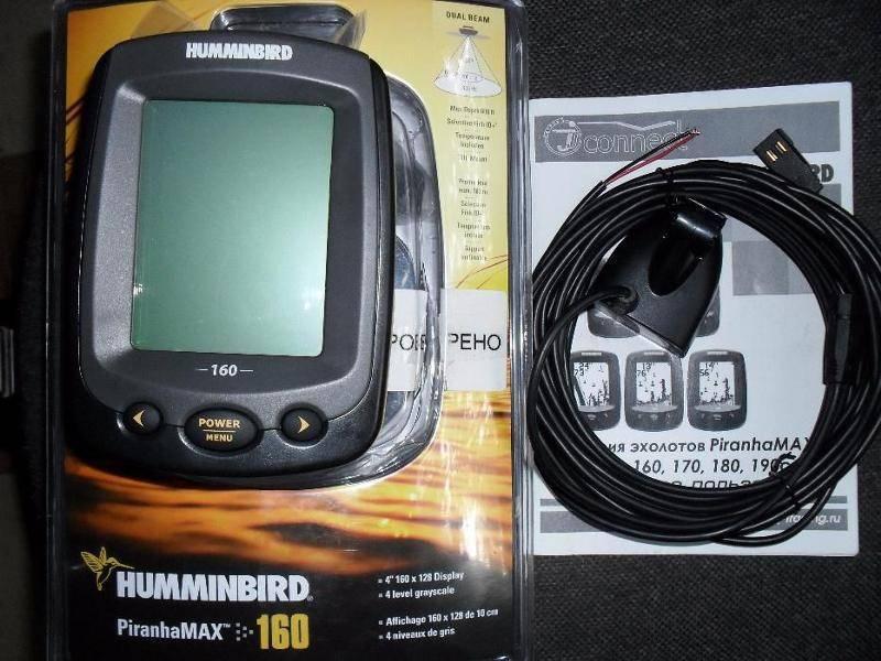 Эхолоты humminbird: как настроить, датчики, популярные модели бренда хамминберд