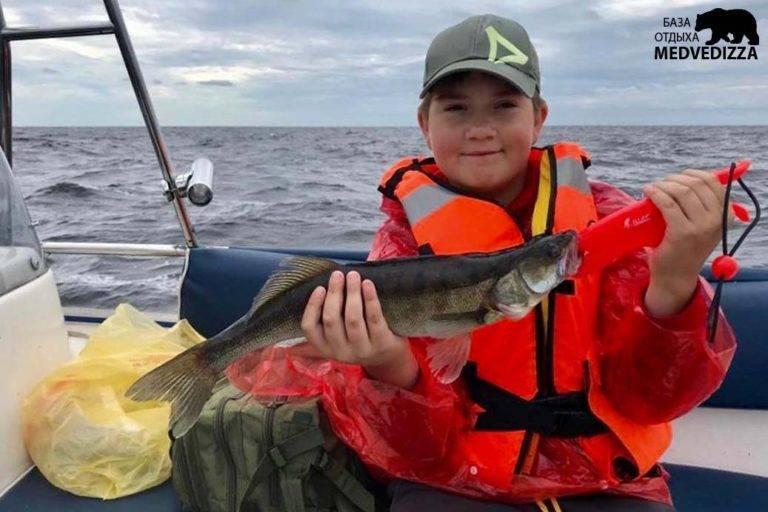 Рыбалка на рыбинском водохранилище