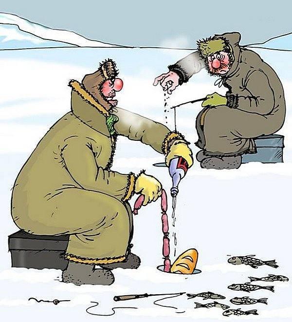 Анекдоты про рыбалку — очень смешные, аж до слез