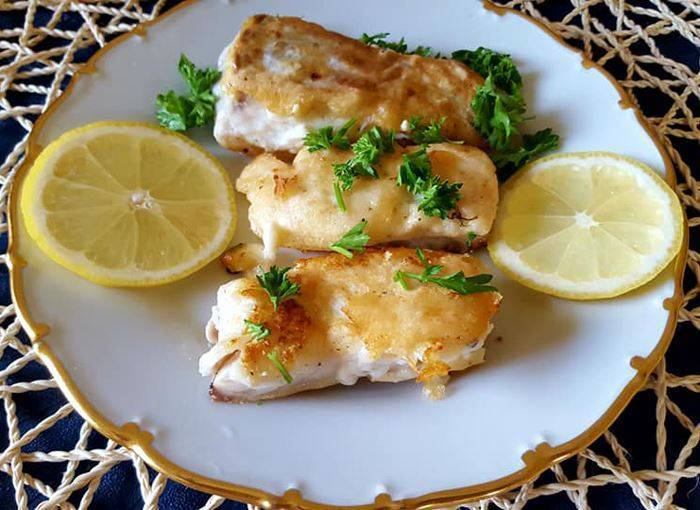 Филе рыбы в кляре рецепт с фото пошагово и видео - 1000.menu