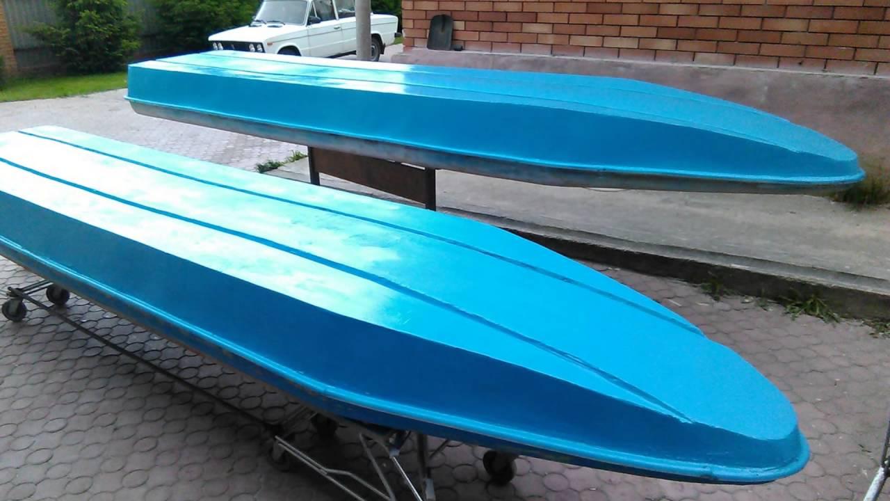Из каких материалов делают надувные лодки для рыбалки и охоты
