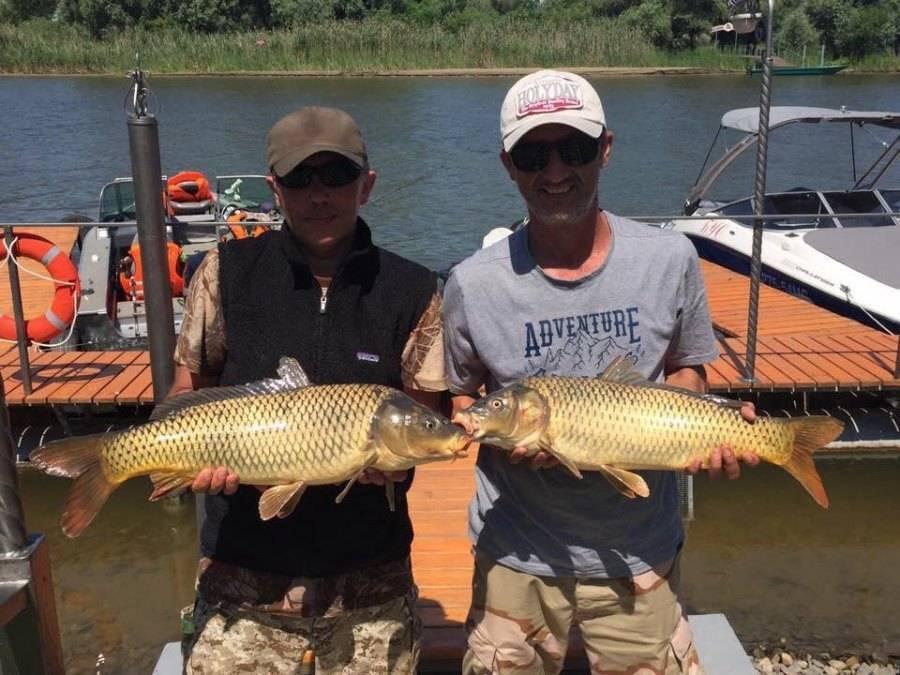 Астраханские рыболовные базы — расположение и сезоны работы