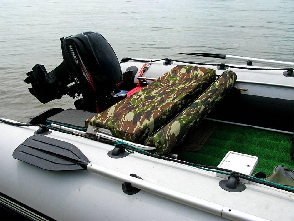 Firstfisher.ru – интернет-журнал о рыбалке и рыболовах. тюнинг пвх лодки своими руками