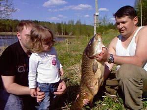 Рыболовное хозяйство «рыбхоз клинский», с. воздвиженское, клинский р-н