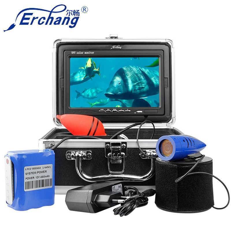 10 лучших подводных камер для зимней рыбалки