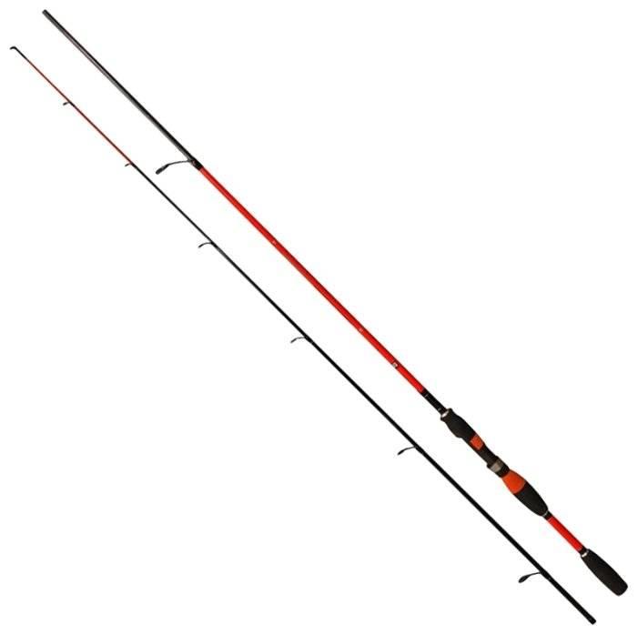 Спиннинг косадака (телескопический, ультралайт, кастинговый): отзывы, подбор для твичинга, джига