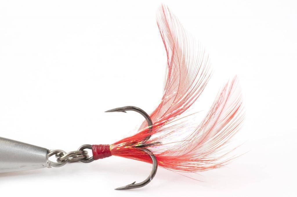 Блесна бокоплав для зимней рыбалки: монтаж своими руками