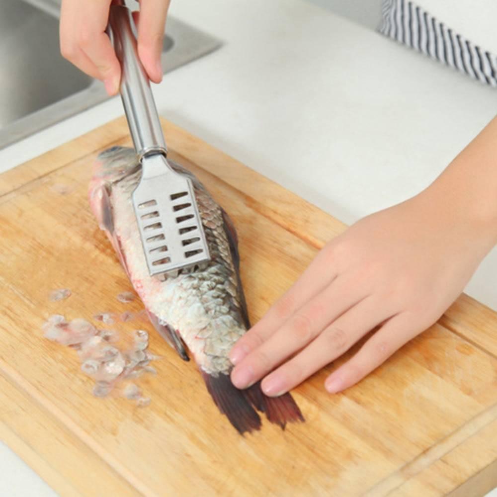 Как почистить щуку: секреты опытных кулинаров