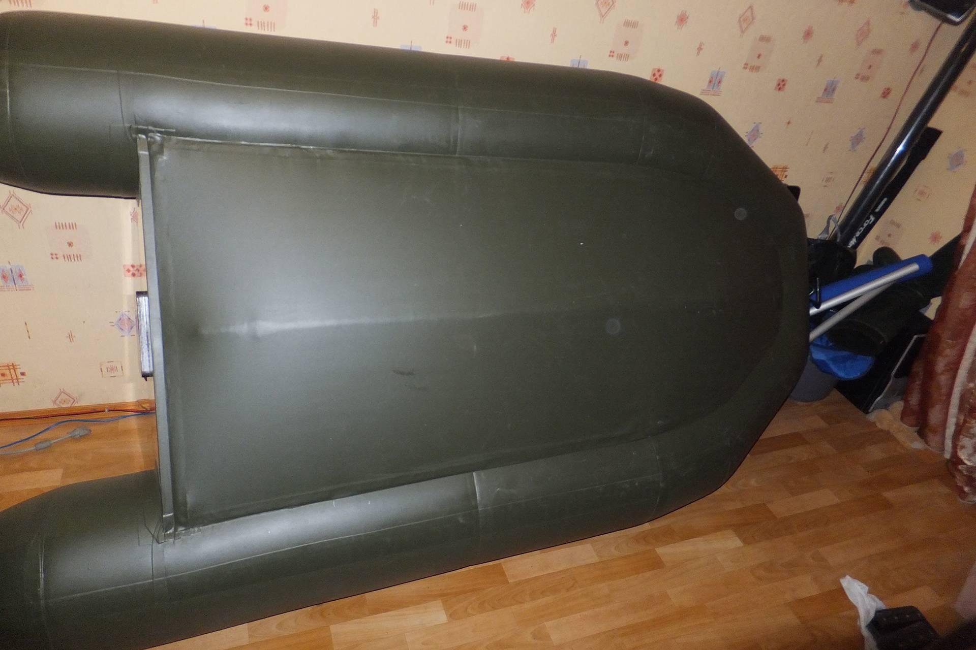 Сергей (33ccb), киль для лодки