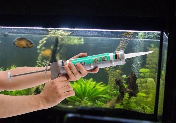 Какой герметик лучше для аквариума выбрать?
