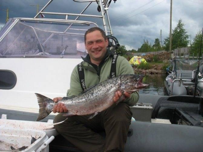 Рыбалка в карелии дикарем – лучшие места для ловли