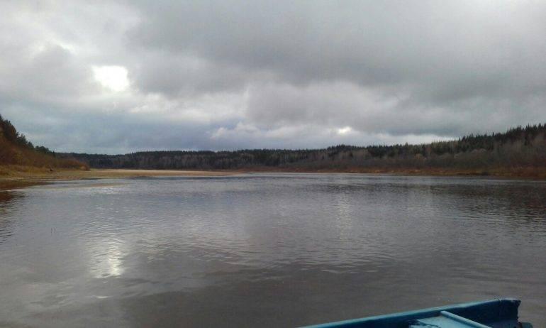 В коми временно хотят запретить рыбалку на реке вымь