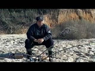 Рыбалка на черном море с берега - оснастка видео, приманка, зимняя ловля