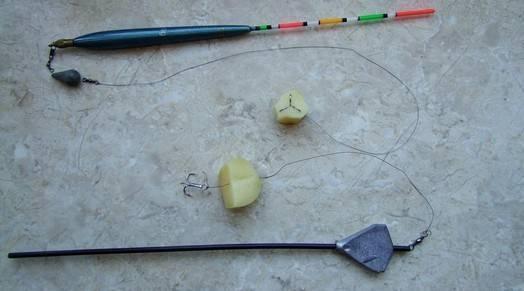 Насадка из картофеля ловля карпа. как приготовить прикормку (насадку) для рыб: пшеница, перловка, пшено. ловля рыбы. растительные рыболовные насадки. рыбалка